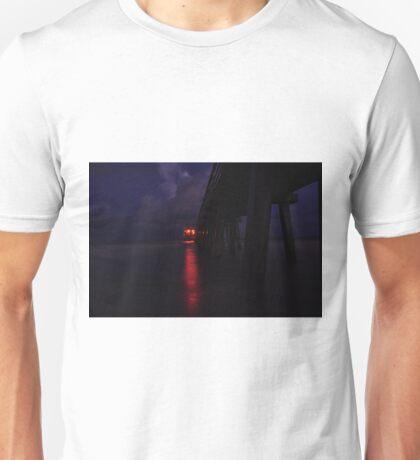 Naples Pier Before Dawn, As Is Unisex T-Shirt