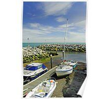 Ventnor Harbour Poster
