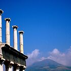 Pillars of Pompeii by MEV Photographs