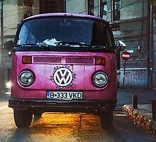 The hippie vanv by monicamarcov
