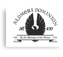 Aldmeri Dominion Since Canvas Print