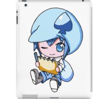 Miki Sketching iPad Case/Skin