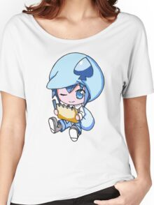 Miki Sketching Women's Relaxed Fit T-Shirt