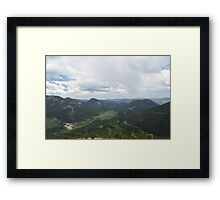 Rocky Mountain National Park Framed Print