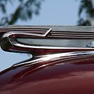 Classic Chevy Hood Ornament by tkrosevear