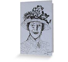 Auntie Rosie Greeting Card