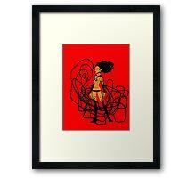 Vyrus Framed Print