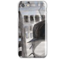 Shadow Man iPhone Case/Skin