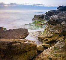 McKenzie's Beach sunrise by Distan