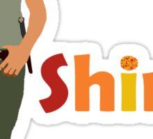 Jayne - Shiny in a cunning hat Sticker
