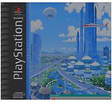 Playstation [vaporwave] Photographic Print