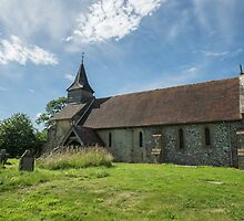 Colemore Church, Hampshire by Judi Lion