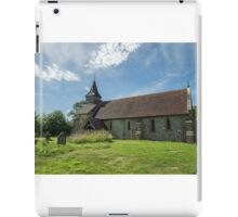 Colemore Church, Hampshire iPad Case/Skin