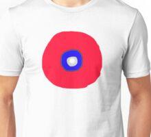 Target Red/Blue T/SHIRT/STICKER/BABY GROW Unisex T-Shirt