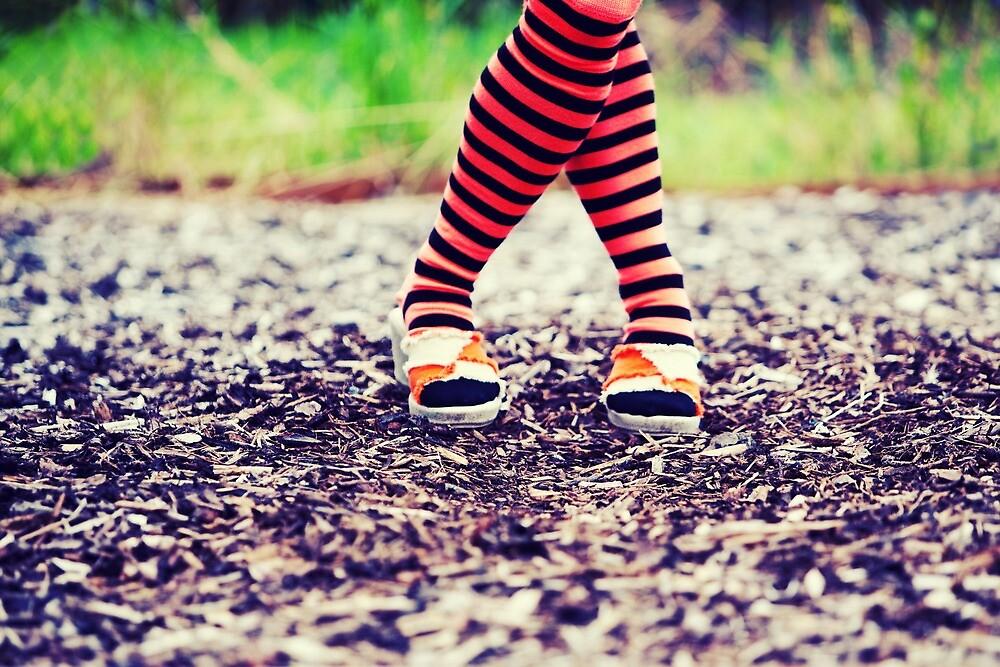 Stripes by Sharonroseart