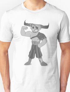 Vintage cartoon Iron Bull Unisex T-Shirt
