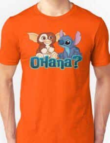 Gizmo and Stitch Unisex T-Shirt