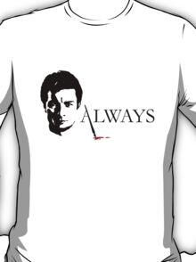 Castle Always (black) T-Shirt