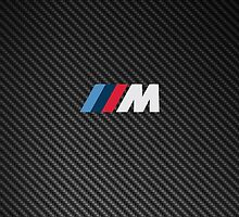 BMW M - Carbon Fiber by arialite