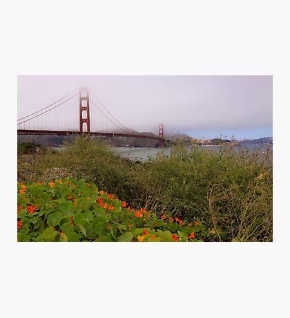 Golden Gate Bridge, San Francisco. Photographic Print