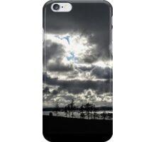 Inch Island Clouds...........................Ireland iPhone Case/Skin