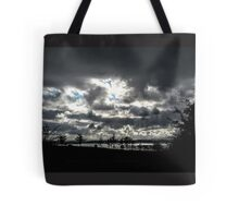 Inch Island Clouds...........................Ireland Tote Bag