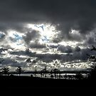Inch Island Clouds...........................Ireland by Fara