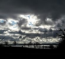 Inch Island Clouds...........................Ireland by Fara