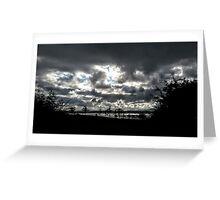 Inch Island Clouds...........................Ireland Greeting Card