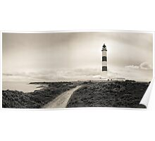 Tarbat Ness Lighthouse, Scotland Poster
