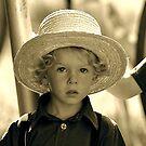 Amish Boy by Monte Morton