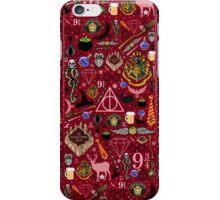 HARRY POTTER 2 iPhone Case/Skin
