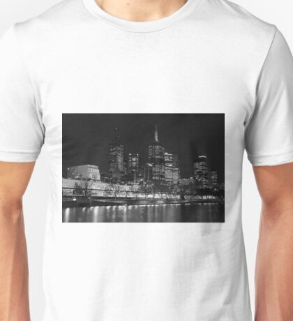 0353 Melbourne by Night T-Shirt