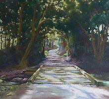 Platypus Haven - Warrens Crossing, Lansdowne by louisegreen