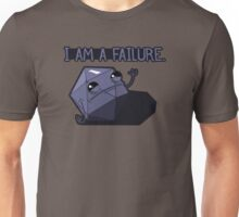 I am a Failure. Unisex T-Shirt