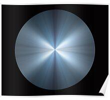 Cyborg Eye Poster