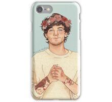 Tommo flower crown iPhone Case/Skin
