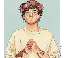 Tommo flower crown by coconutwishes