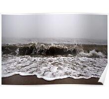 Rough Seas - I Poster