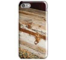 0305 Luggage iPhone Case/Skin