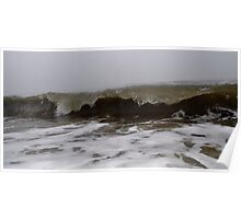 Rough Seas - II Poster