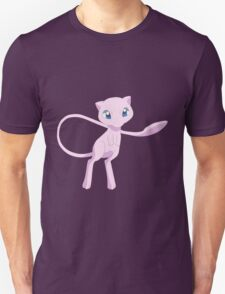 pokemon mew mewtwo anime manga shirt T-Shirt