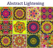 Abstract Lightening by DBBArt