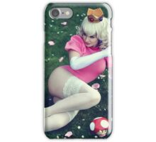 Princess Peach II iPhone Case/Skin