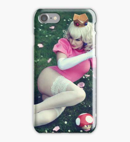 Princess Peach II iPhone Case/Skin