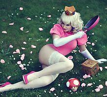 Princess Peach II by LaEsmeralda