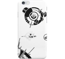 Space & Wired iPhone Case/Skin