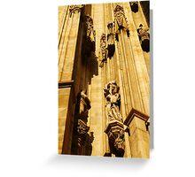 Duomo di Milano II Greeting Card