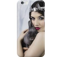 The Bunny Princess iPhone Case/Skin