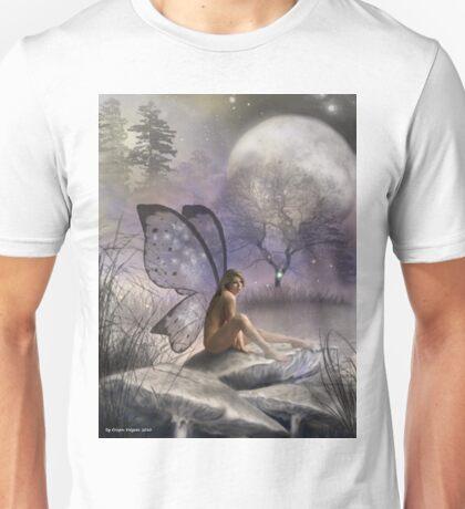 Tonight she waits  Unisex T-Shirt